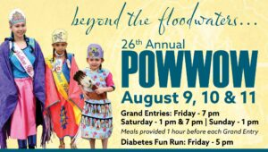 26th Annual Northern Ponca Powwow to be held August 9-11