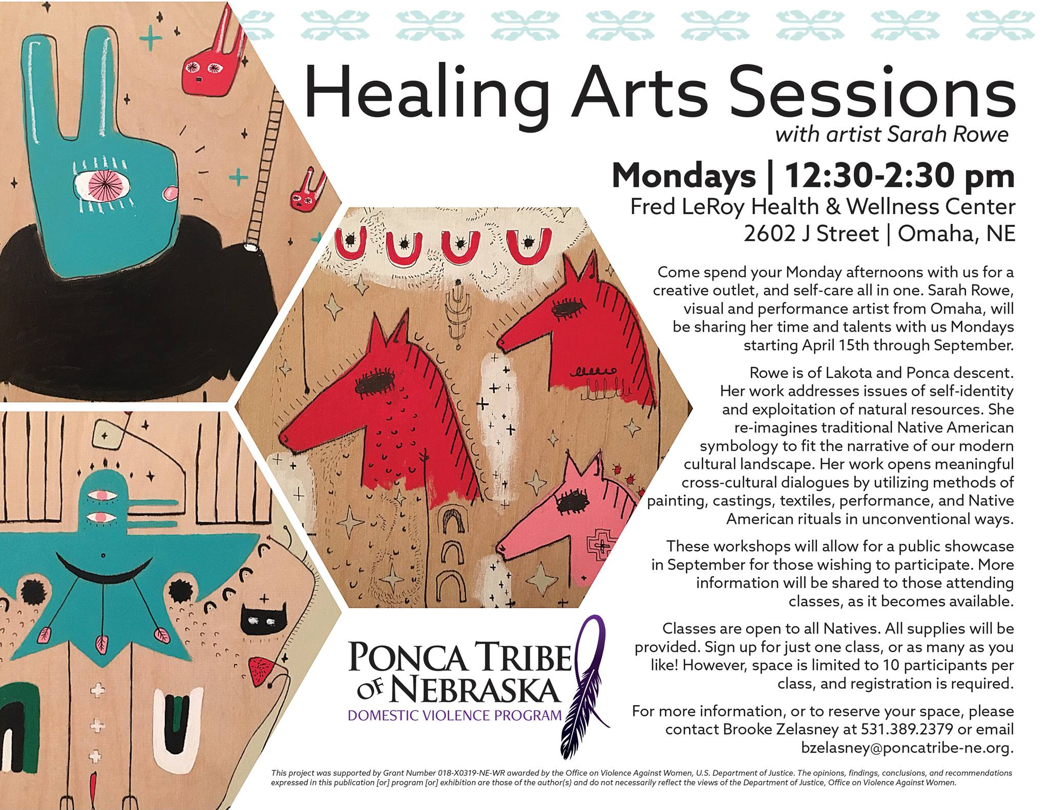 Healing Arts Sessions