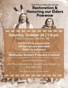 Restoration & Honoring our Elders Powwow