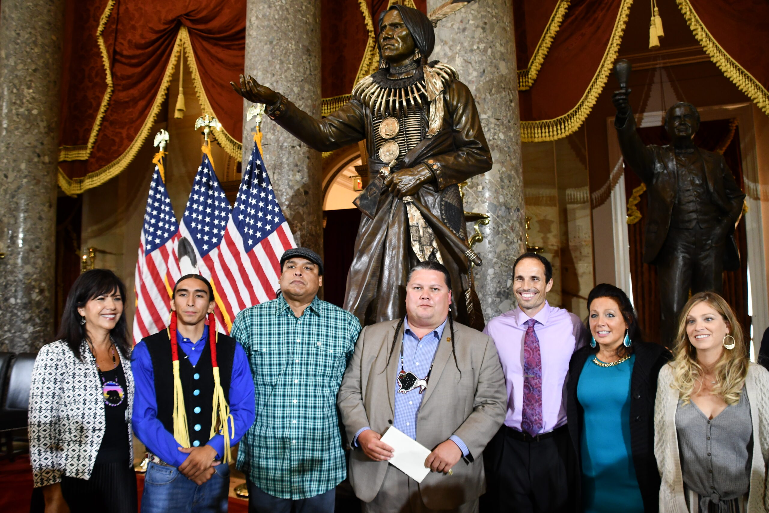 Chief Standing Bear Dedication Ceremony Video Now Online