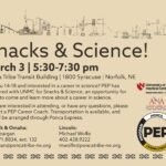 Snacks and Science - Norfolk