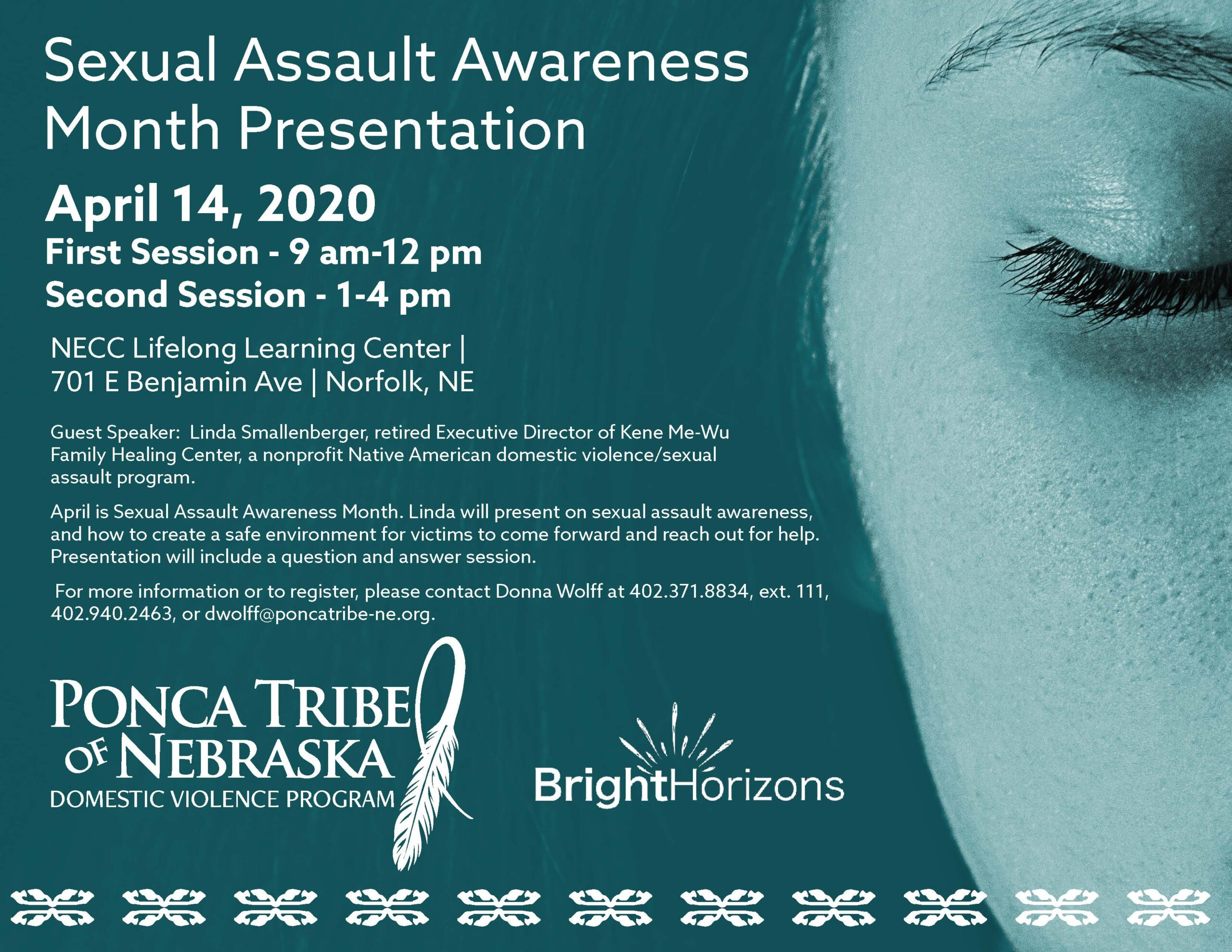 Sexual Assault Awareness Month Presentation