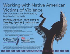 Working with Native American Victims of Violence