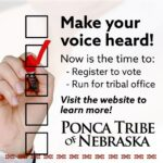 Tribal Elections Deadline