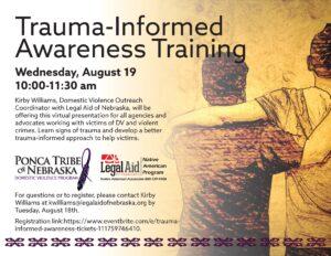 Trauma-Informed Awareness Training