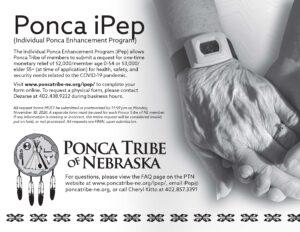 Individual Ponca Enhancement Program (iPep)