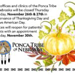 Offices Closed November 26-27